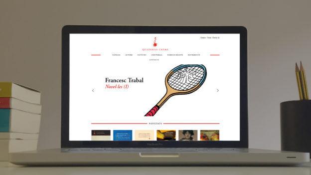 Estrenem nova pàgina web