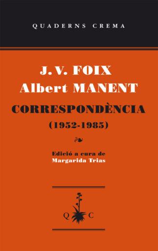 Correspondència Foix Manent