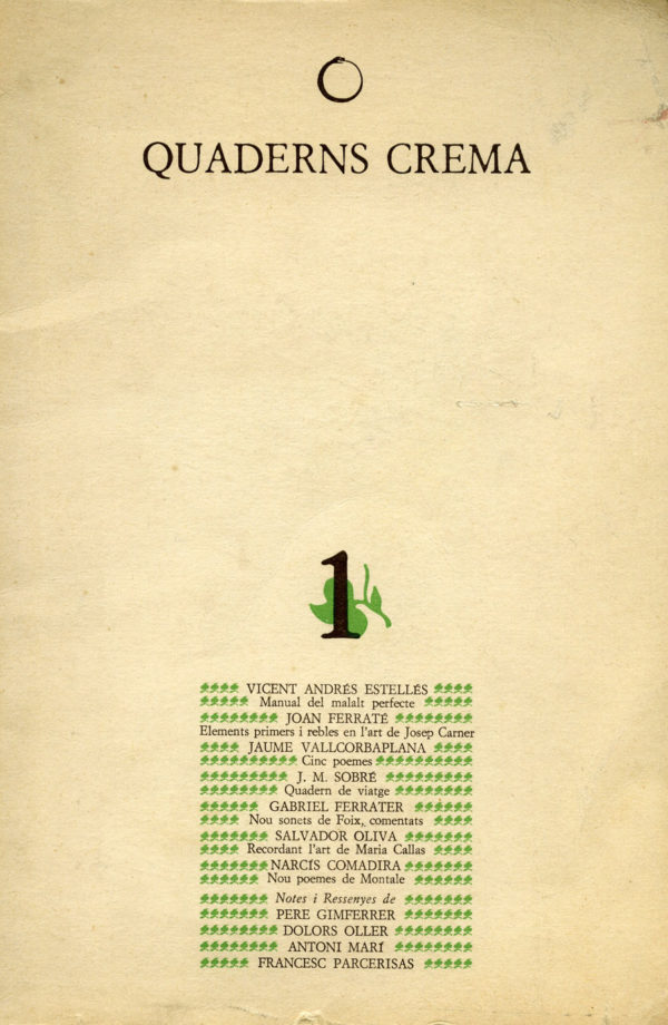 Portada Abril de 1979