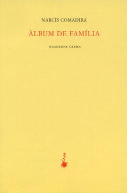 Portada Àlbum de família