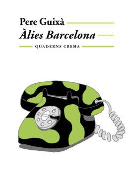 Portada Àlies Barcelona
