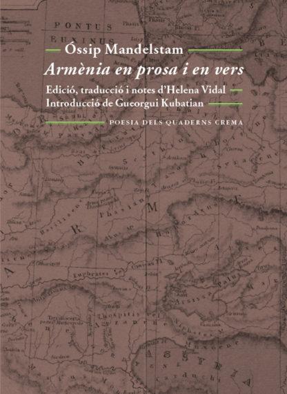 Portada Armènia en prosa i en vers