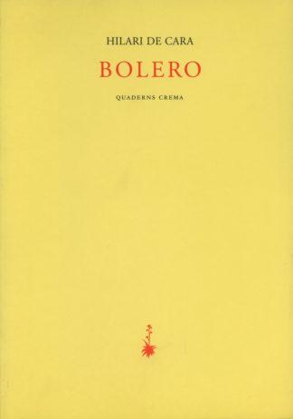Portada Bolero
