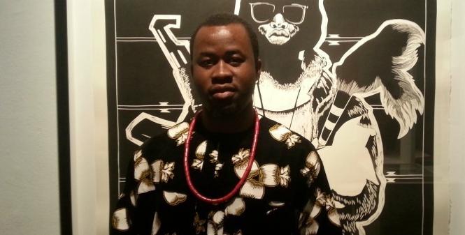 "Imatge de l'entrada ""Chigozie Obioma"