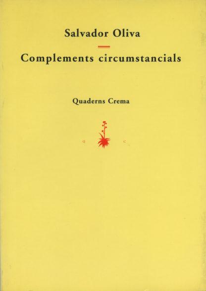Portada Complements circumstancials