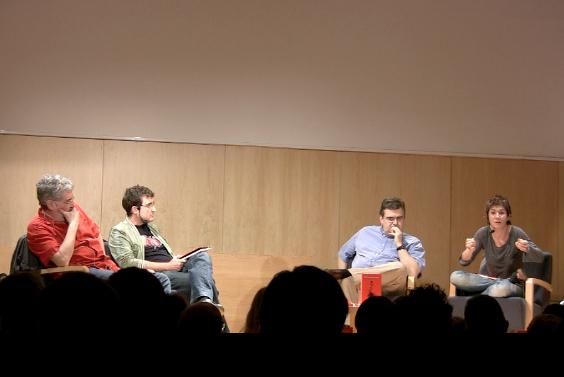"""Imatge de l'entrada """"Conversa entre Quim Monzó"""