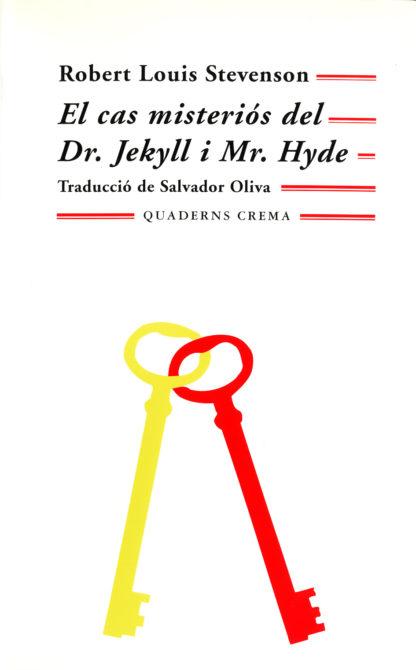 Portada El cas misteriós del Dr. Jekyll i Mr. Hyde