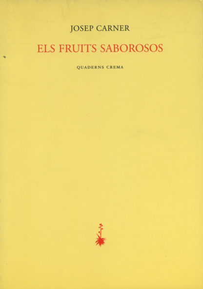 Portada Els fruits saborosos