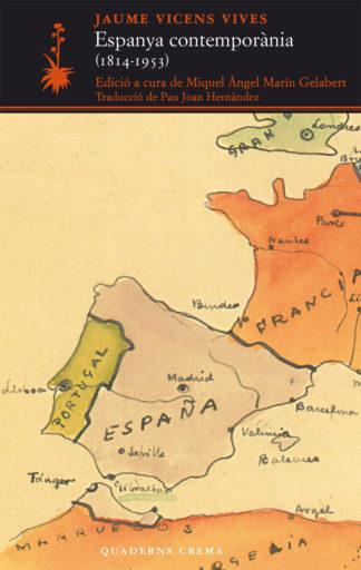 Portada Espanya contemporània (1814-1953)