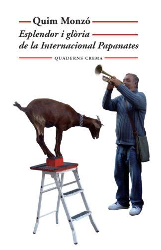 Portada Esplendor i glòria de la Internacional Papanates