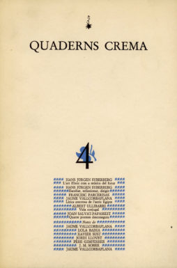 Portada Febrer de 1981