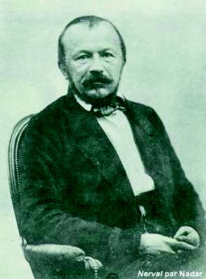 Imagen de Gérard de Nerval