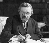 Imagen de G.K. Chesterton
