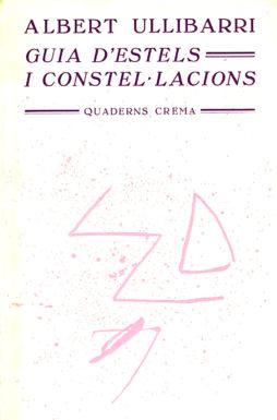 Portada Guia d'estels i constel·lacions