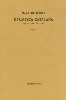 Portada Heràldica catalana