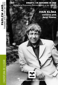 """Imatge de l'entrada """"Ivan Klíma conversa amb Sergi Pàmies"""""""