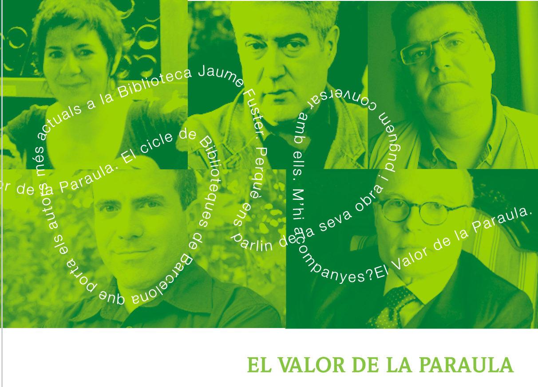 "Imatge de l'entrada ""Jaume Vallcorba conversa amb Julià Guillamon"""