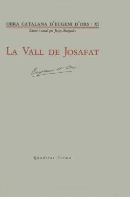 Portada La Vall de Josafat