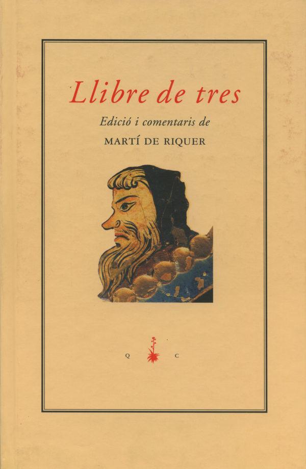 Portada Llibre de tres