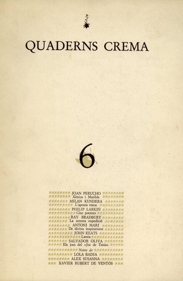 Portada Març de 1982