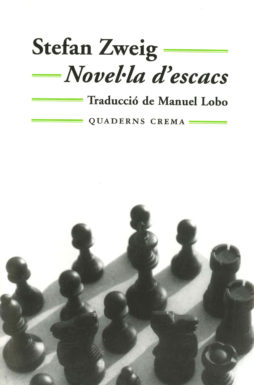 Portada Novel·la d'escacs