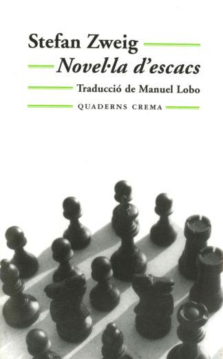 Portada Novel·la d'escacs