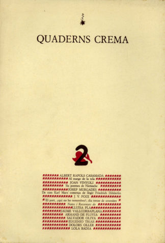 Portada Novembre de 1979
