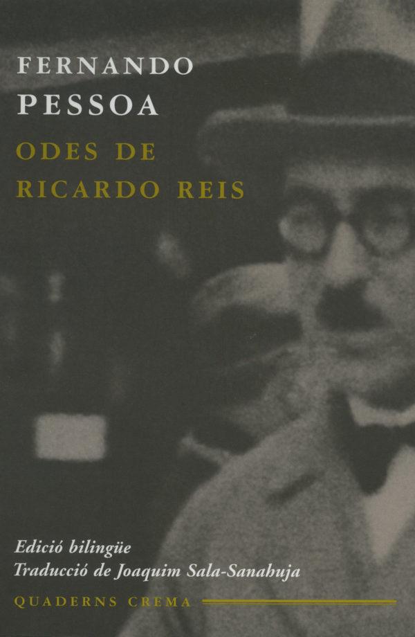 Portada Odes de Ricardo Reis