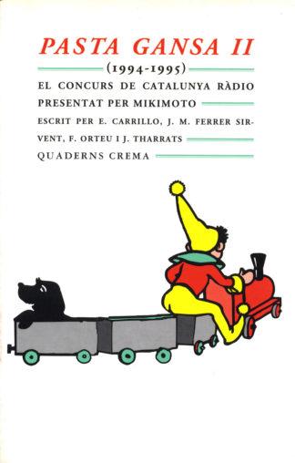 Portada Pasta Gansa II (1994-1995)