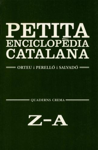 Portada Petita Enciclopèdia Catalana