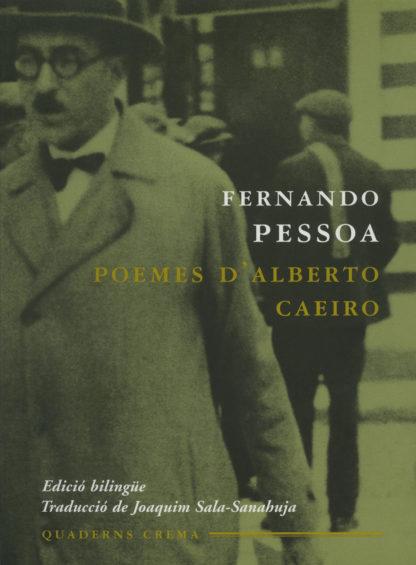 Portada Poemes d'Alberto Caeiro