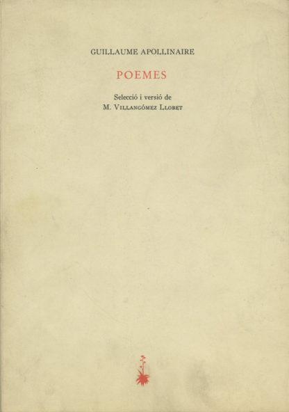 Portada Poemes