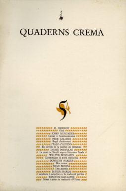 Portada Setembre de 1981