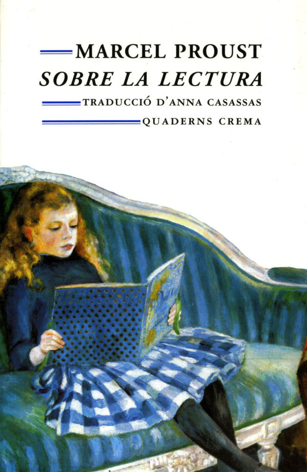 Portada Sobre la lectura