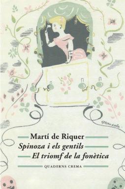 Portada Spinoza i els gentilsEl triomf de la fonètica