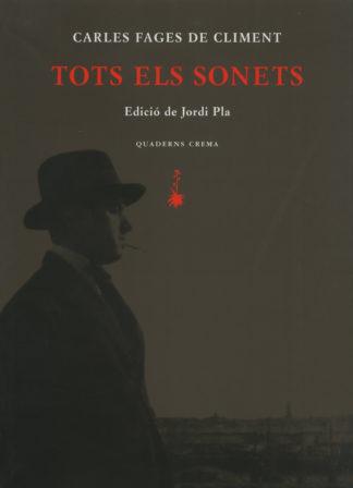 Portada Tots els sonets