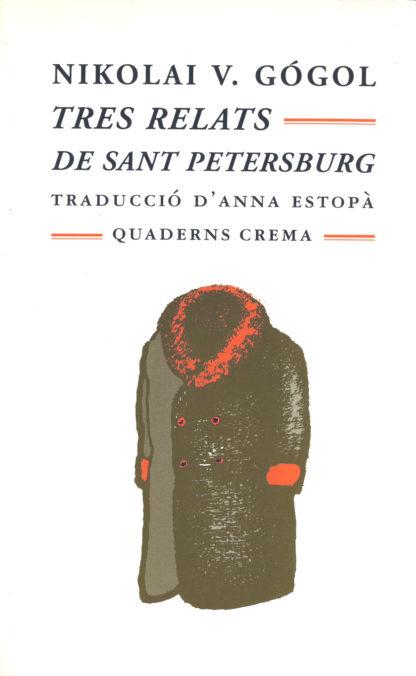 Portada Tres relats de Sant Petersburg