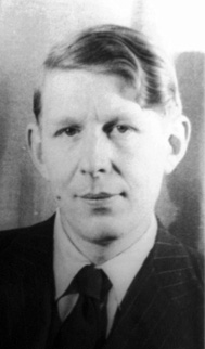 Imagen de W. H. Auden